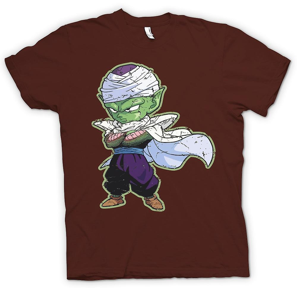 Mens T-shirt-Piccolo - Dragonball Z - Cool Retro