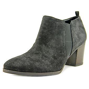 Franco Sarto Womens Barrett Almond Toe Ankle Chelsea Boots
