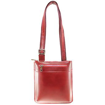 Leather strap bag Made in Italy 9117