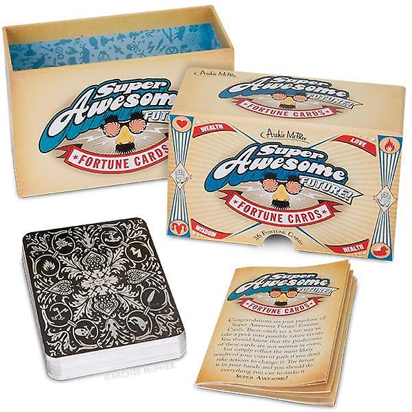 Character Goods - Archie McPhee - Awesome - Fortune Telling Cards 12540