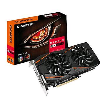 Gigabyte amd radeon rx 570 8gb gddr5 pci express 3.0 interface active cooling