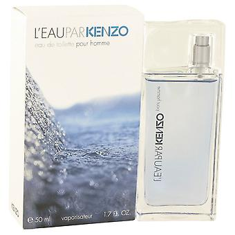 L'EAU PAR KENZO door Kenzo Eau De Parfum Spray 1.7 oz/50 ml (mannen)