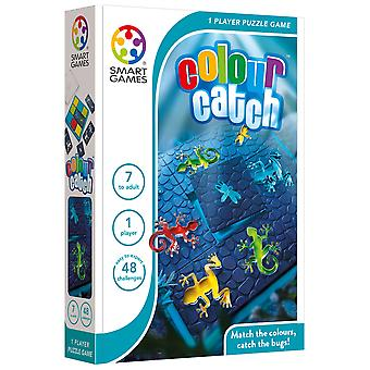 SmartGames Colour Catch One Player Puzzle Game