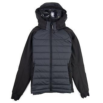 CP selskapet polstret halvt Soft Shell jakke svart 999