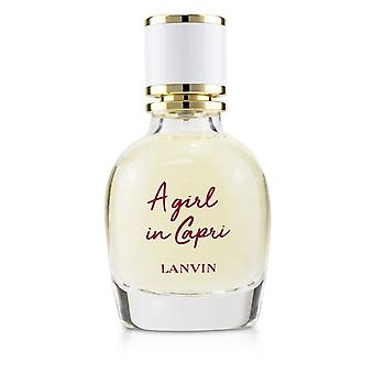 Lanvin A Girl In Capri Eau De Toilette Spray - 50ml/1.7oz