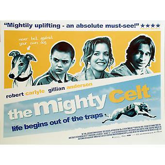 The Mighty Celt Original Cinema Poster