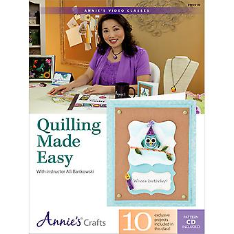 Quilling Made Easy Dvd Q550