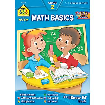 Workbooks Math Basics 2 Szwkbk 2202