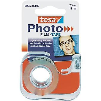 Tesa Photo Tape 7,5 m x 12 mm + Dispenser