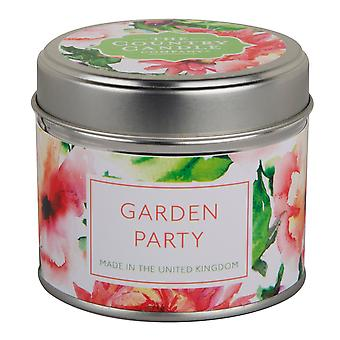 Chelsea Collection Candle in a Tin - Garden Party