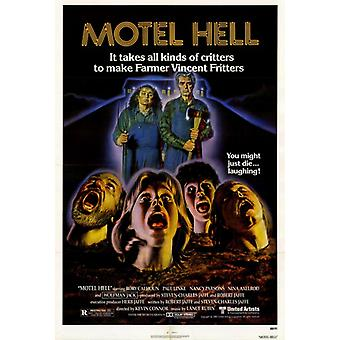Motel Hell Movie Poster Print (27 x 40)