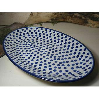 Platte, oval, 35,5 x 21 cm, Tradition 24, BSN 10000