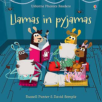 Liamas in Pyjamas by Russell Punter & David Semple