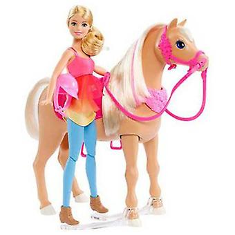 Barbie And His Horse Dancer (Toys , Dolls And Accesories , Dolls , Dolls)