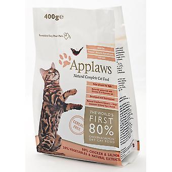 Applaws kat tørre voksne laks 400g
