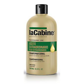 La Cabine Extraordinary Oil Shampoo 500 Ml