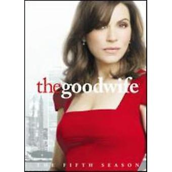Good Wife-the Fifth Season [DVD] USA import