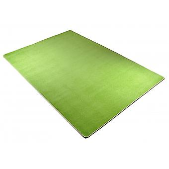 Designer carpet nasty floor | Short-pile Green