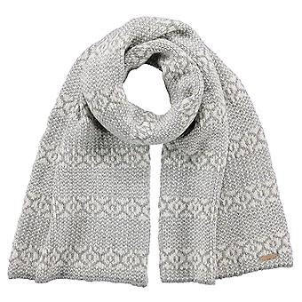 Barts Piave Scarf - Heather Grey
