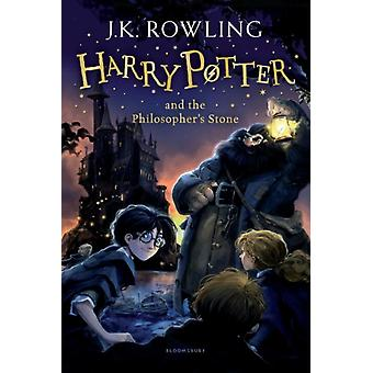 Harry Potter and the Philosopher's Stone: 1/7 (Harry Potter 1) (Paperback) by Rowling J. K.