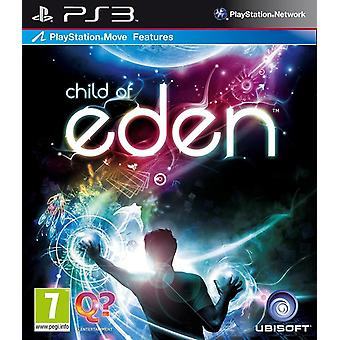 Child of Eden - Flytt kompatibel PS3 spill