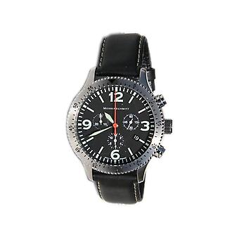 Aristo Messerschmitt mens watch Chrono Fliegeruhr ME L 5031/5031 L
