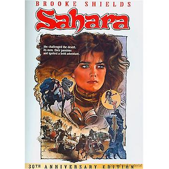 Sahara [DVD] USA importerer