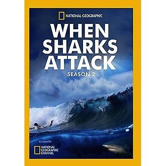 When Sharks Attack: Season 2 [DVD] USA import