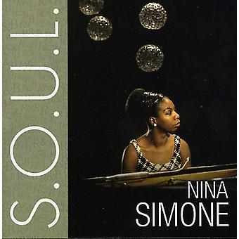 Nina Simone - Soul [CD] USA import