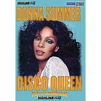 Donna Summer - Disco Queen [DVD] USA import