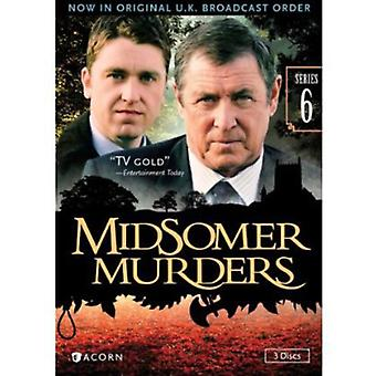 Midsomer Murders: Series 6 [DVD] USA import