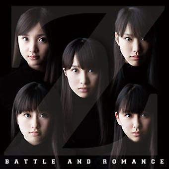 Momoiro Clover Z - Battle and Romance [CD] USA import