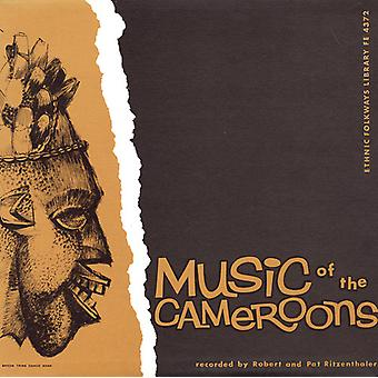 Music of the Cameroons - Music of the Cameroons [CD] USA import
