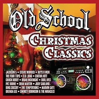 Old School jul - Old School jul [CD] USA importerer
