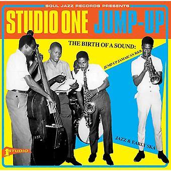 Forskellige kunstner - sjæl Jazz Records: Studio en hoppe op [CD] USA import