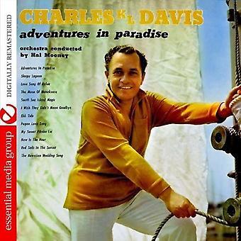 Charles Davis K.L. - eventyr i Paradise [CD] USA import