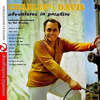 Charles Davis k.l. - Abenteuer im Paradies [CD] USA import