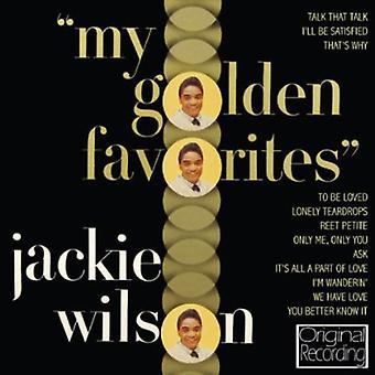 Jackie Wilson - mijn gouden favorieten [CD] USA import