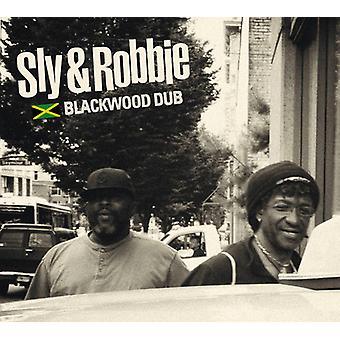Sly & Robbie - Blackwood Dub [CD] USA import