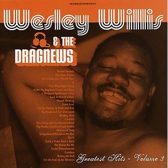 Wesley Willis - Willis, Wesley: Vol. 3-Greatest Hits af Wesley Willis [CD] USA import