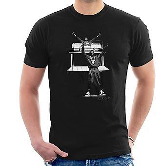 T-shirt Eric B e Rakim Hammersmith Odeon 1987 masculino