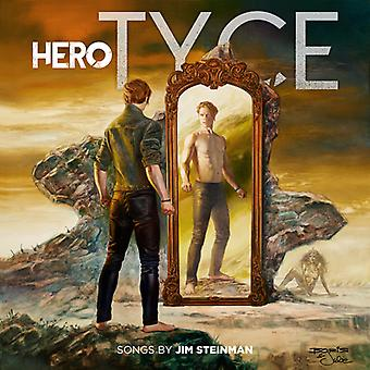 Tyce - Hero [CD] USA importerer