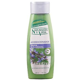 Naturaleza y Vida Salvia Sensitive conditioner 300 ml