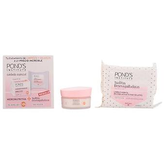 Pond's Moisturizer + Wipes-20 (Cosmetics , Facial , Moisturizers)
