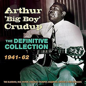 Crudup, Arthur 'Big Boy' - Crudup Arthur Big Boy-Definitive Co [CD] USA import