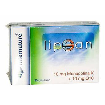 Internature Lipsan 719Mg 30 Cap (Dieet)