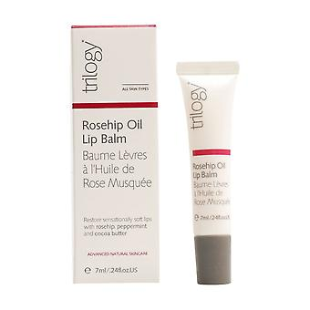 Trilogy Rosehip Oil Lip Balm 7ml