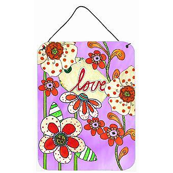 الحب هو الجدار يوم عيد الحب تتفتح أو يطبع شنقاً الباب