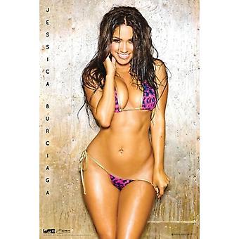 Jessica Burciaga Bikini Poster Poster Print