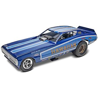 Plastic Model Kit Hawaiian Charger Funny Car 1 16 85 4082